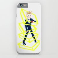 iPhone & iPod Case featuring Spotlight by Blue
