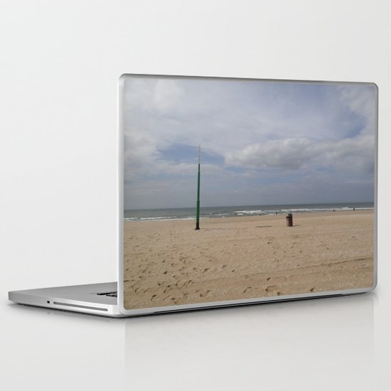 The Bin and the Latern Laptop & iPad Skin