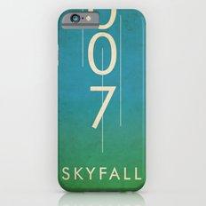 skyfall Slim Case iPhone 6s
