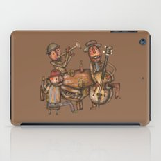 The Small Big Band iPad Case