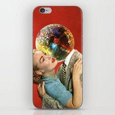 Discothèque iPhone & iPod Skin