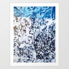 FOIL 1 Art Print