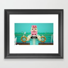 Cruisn Framed Art Print