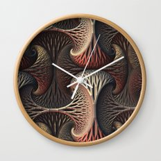 Can't See the Forest For the Trees Wall Clock