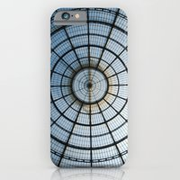 iPhone & iPod Case featuring Sky eye by MoreOrLens