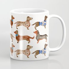 Dachshunds Mug