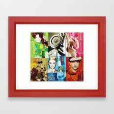 Today and Now Framed Art Print