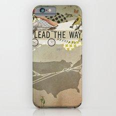 lead the way iPhone 6s Slim Case
