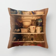 Fridge Candies  3   [REFRIGERATOR] [FRIDGE] [WEIRD] [FRESH] Throw Pillow