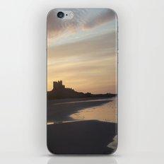 Bamburgh Sunset iPhone & iPod Skin