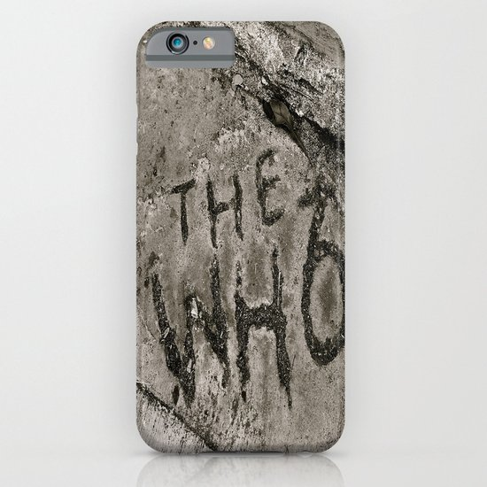 The Who iPhone & iPod Case
