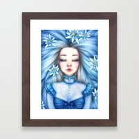 Asleap Framed Art Print