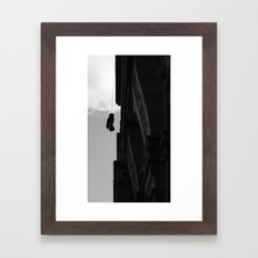 Owl (1) Framed Art Print