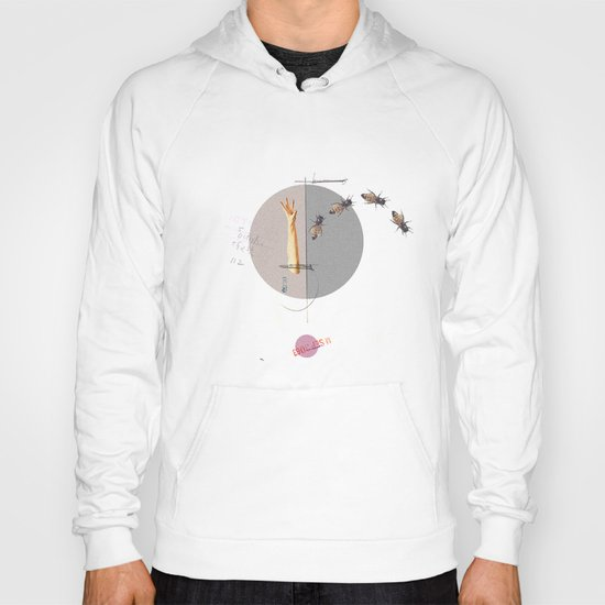 Gravity | Collage Hoody
