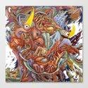 Mind Game Canvas Print