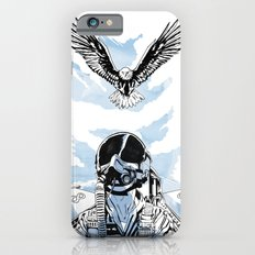 He's on me tight, I can't shake him iPhone 6s Slim Case