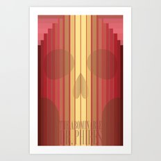The Abominable Dr. Phibes Art Print