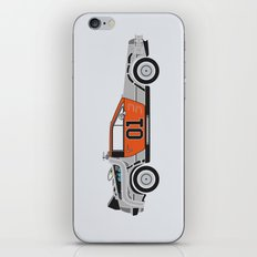 Back to the Body Shop iPhone & iPod Skin