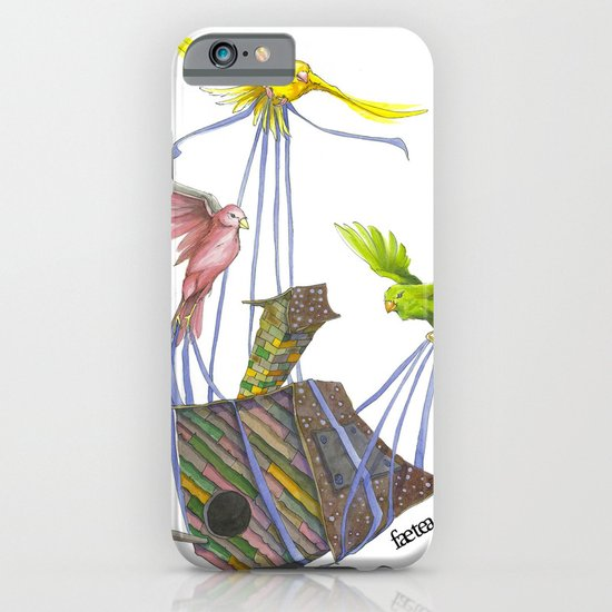 Fly Away Home iPhone & iPod Case