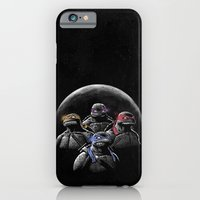 iPhone & iPod Case featuring Don't touch that pizza by Fuacka