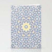 Deep States (Mandala) Stationery Cards