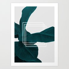 Thought of you Art Print