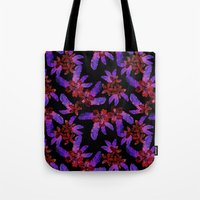 Tahitian Garden {E} Tote Bag