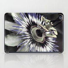 passion flower iPad Case