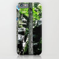 Where in the Blue Blazes? iPhone 6 Slim Case
