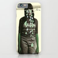 iPhone & iPod Case featuring crimina et poenae by Willy Ollero