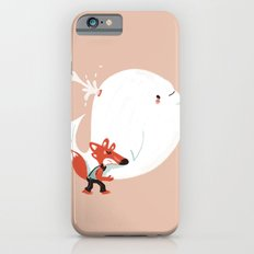 Fox and Whale Slim Case iPhone 6s