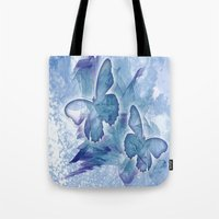 Fly butterfly fly Tote Bag