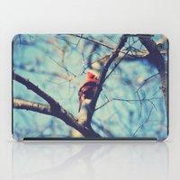 Winter Sonnet iPad Case