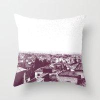 granada Throw Pillow