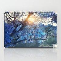 Hope In Blue iPad Case