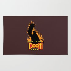 This is My Doom Hand Rug
