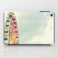 Ferris Wheel iPad Case