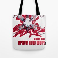 Brave New World Tote Bag