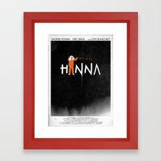 HANNA 1 Framed Art Print