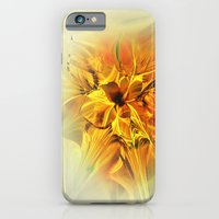iPhone & iPod Case featuring Fractal Beauty by Klara Acel