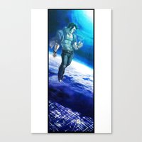 Ornithopter Canvas Print