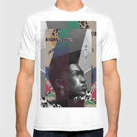 Grace Mens Fitted Tee White SMALL