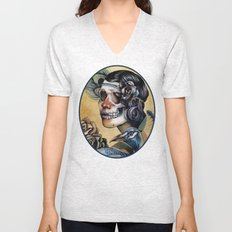 Queen of Indulgence  Unisex V-Neck