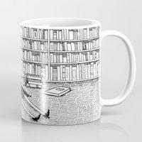 She Just Wanted To Read … Mug