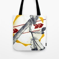 Spear 1 Tote Bag