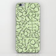 School Chemical #6 iPhone & iPod Skin