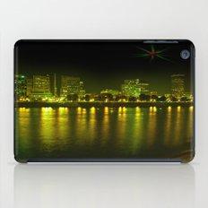 emerald city of roses iPad Case