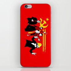 The Communist Party (original) iPhone & iPod Skin