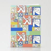 Boxed In Stationery Cards