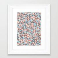 Terracotta Framed Art Print